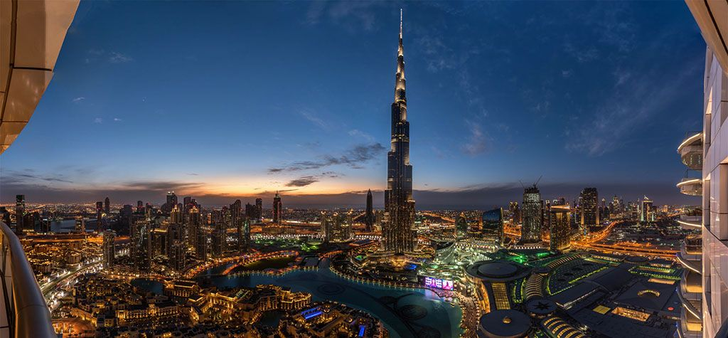 1-Burj-Khalifa-UAE-Sunset-View-Dubai-Sky-Tower-Wallpaper