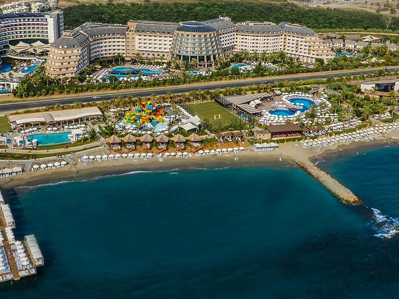 Long Beach Resort Hotel Spa ТурцияТурклер
