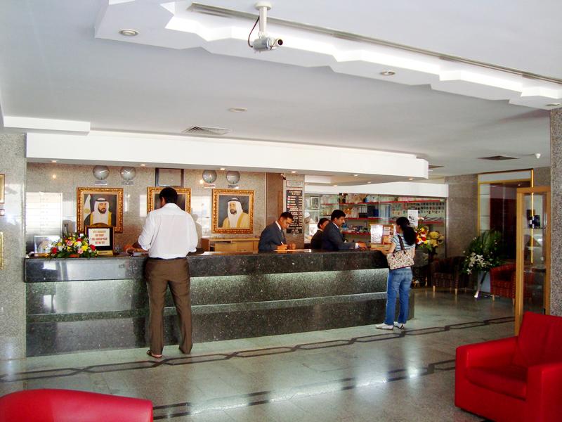отель nova park hotel 3 Шарджа