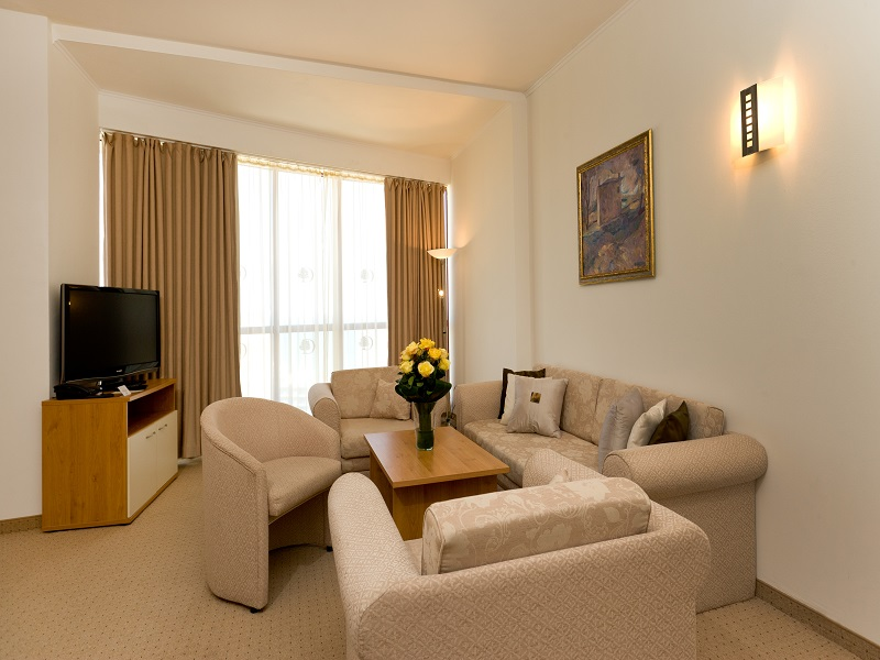 14. DoubleTree Suite - Living Room