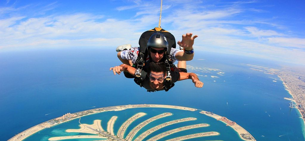 3-uae dubai activities for adrenaline junkies