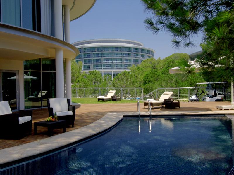 Calista Luxury Resort ТурцияБелек_104