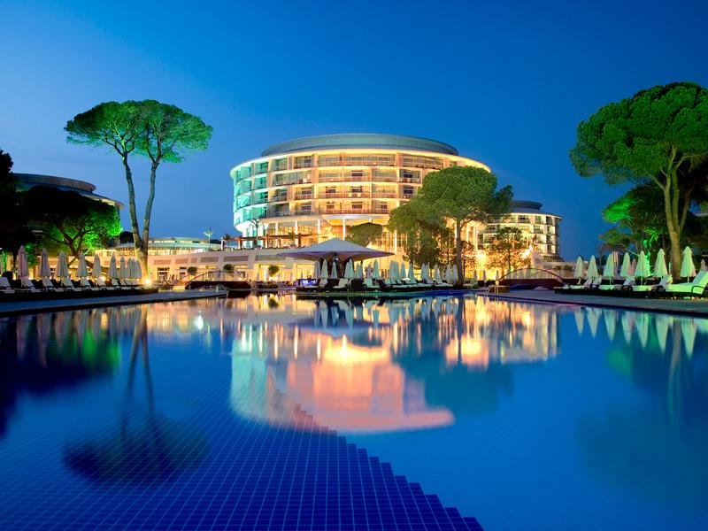 Calista Luxury Resort ТурцияБелек