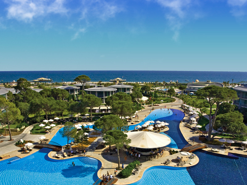 Calista Luxury Resort ТурцияБелек_5