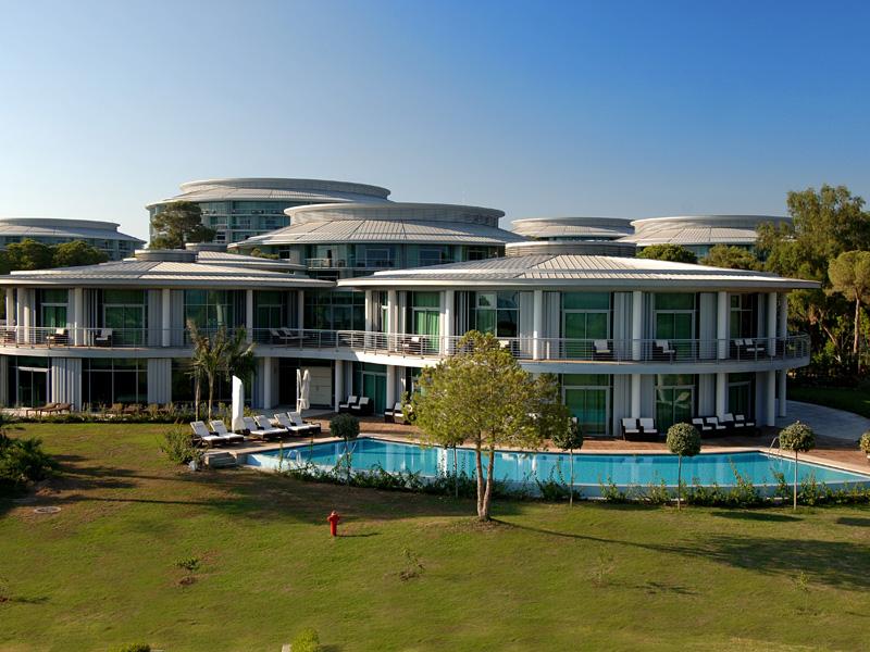 Calista Luxury Resort ТурцияБелек_32