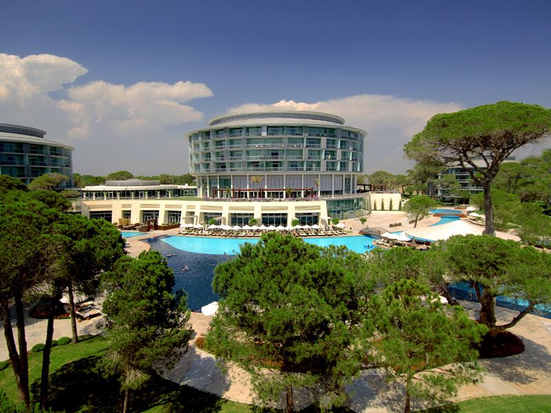 Calista Luxury Resort ТурцияБелек_6