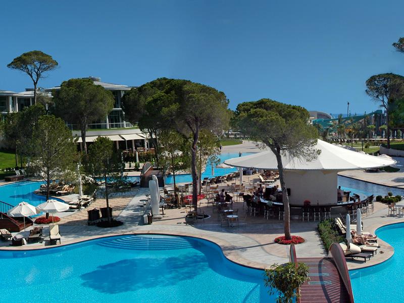 Calista Luxury Resort ТурцияБелек_73