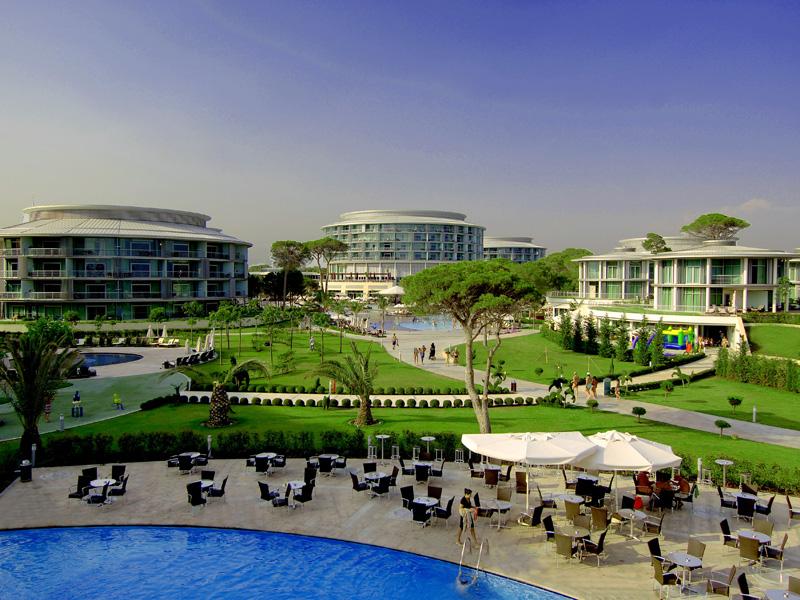 Calista Luxury Resort ТурцияБелек_85