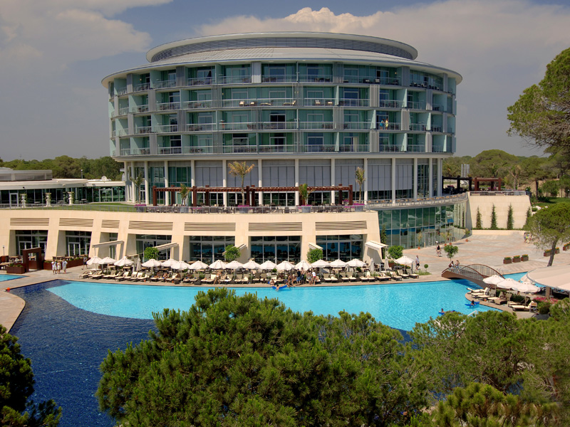 Calista Luxury Resort ТурцияБелек_86