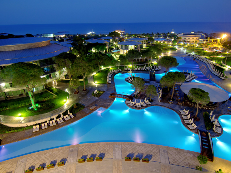 Calista Luxury Resort ТурцияБелек_2