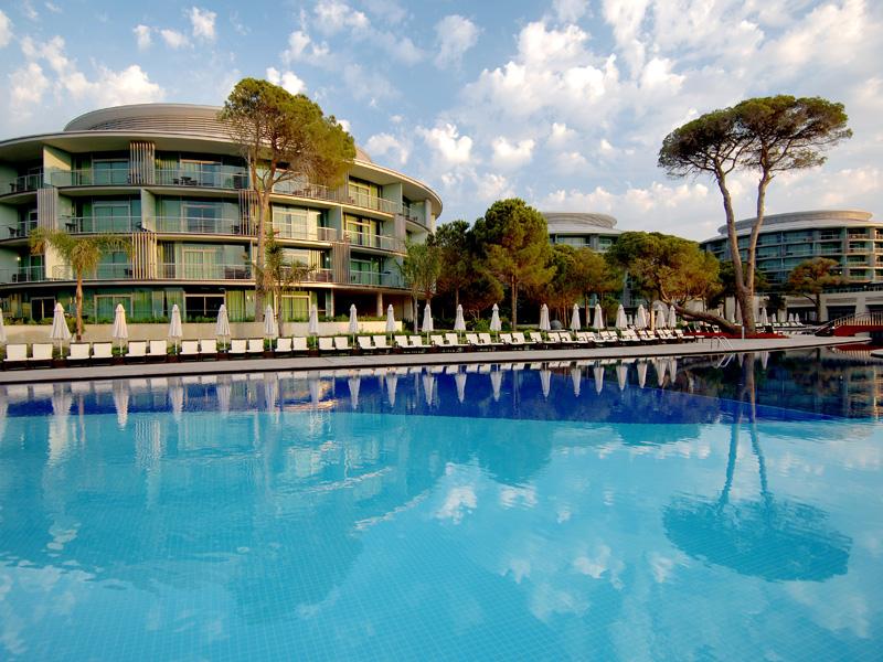 Calista Luxury Resort ТурцияБелек_87