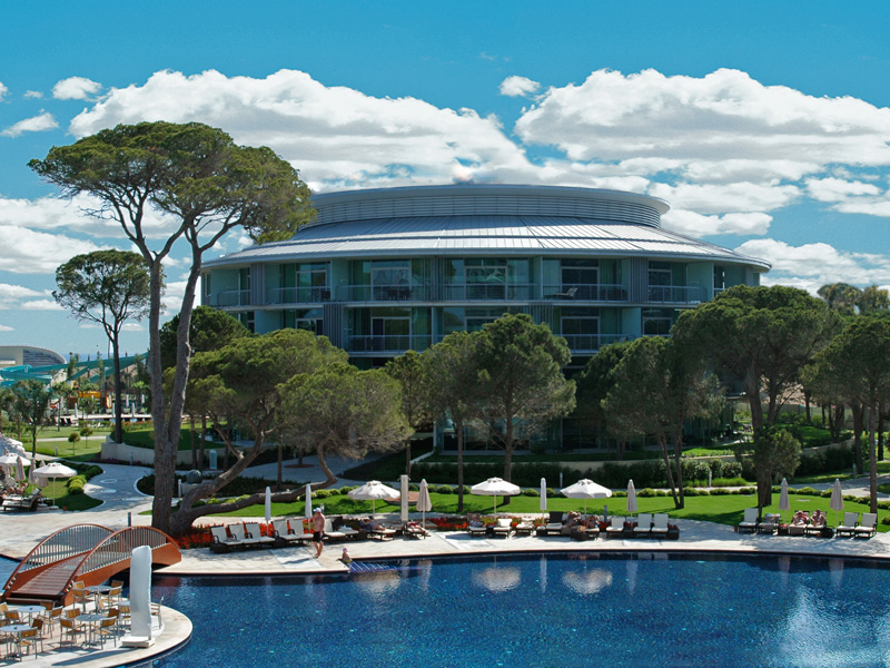 Calista Luxury Resort ТурцияБелек_1