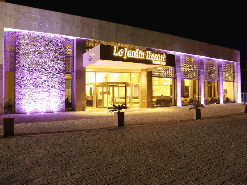 Queens Park Le Jardin Hotel ТурцияКириш_8