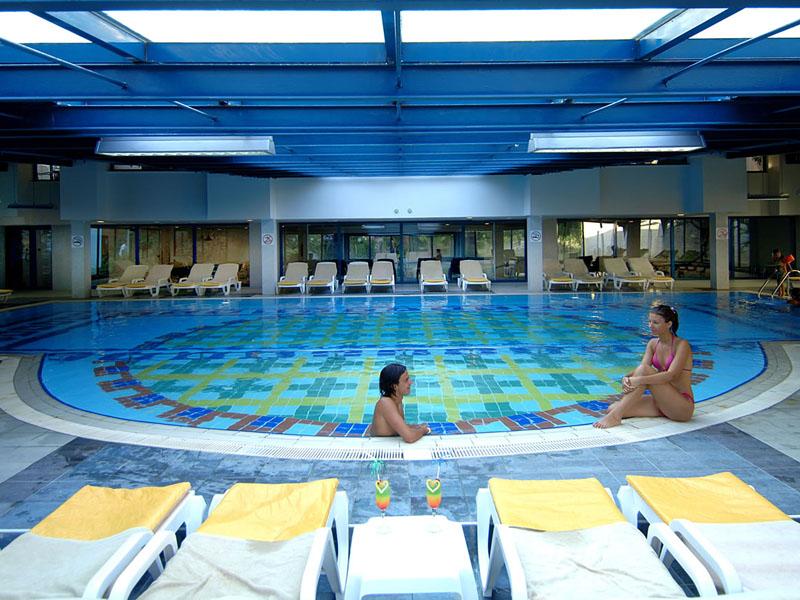 Queens Park Le Jardin Hotel ТурцияКириш_36
