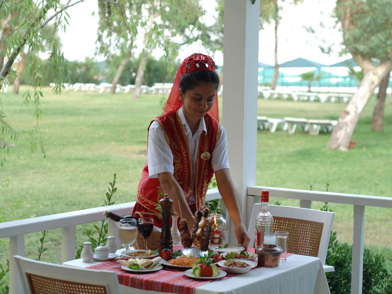 Queens Park Le Jardin Hotel ТурцияКириш_32