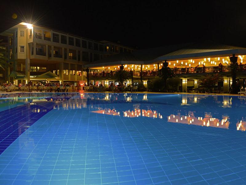 Queens Park Le Jardin Hotel ТурцияКириш_10