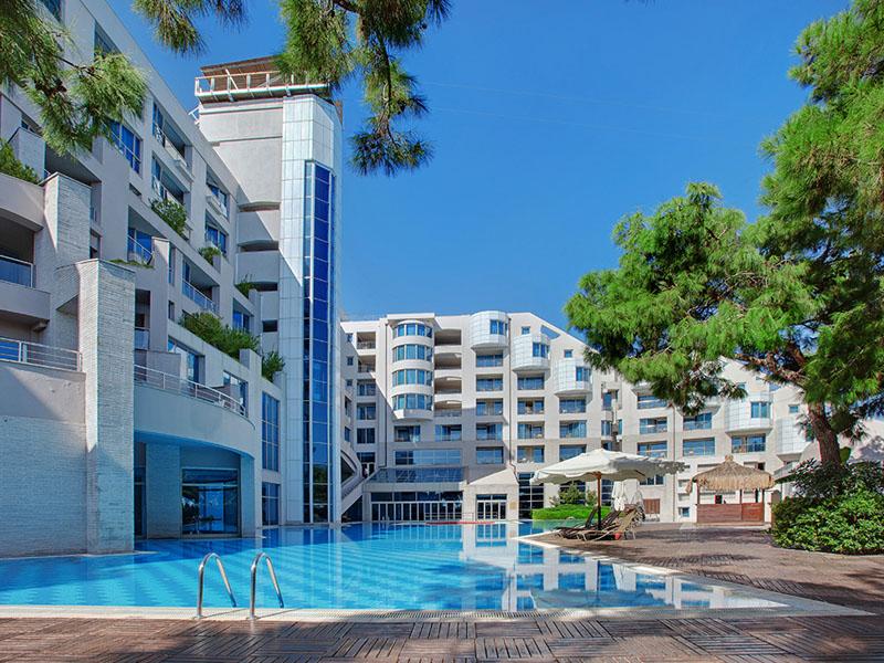 The Ashlee Plaza Patong Hotel ampamp Spa 4 ТаиландПхукет о