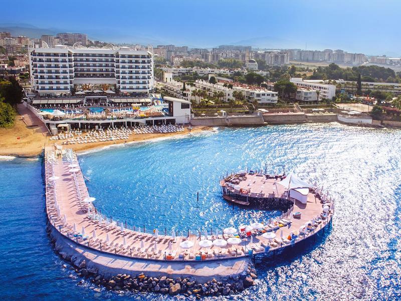 Azura Deluxe Resort & Spa ТурцияАвсаллар