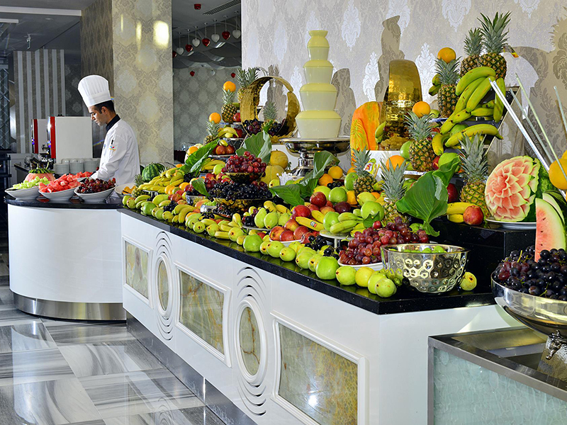 Azura Deluxe Resort & Spa ТурцияАвсаллар_38