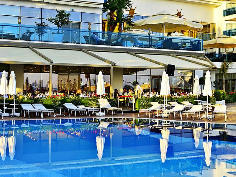 Azura Deluxe Resort & Spa ТурцияАвсаллар_3