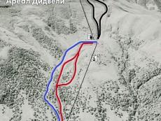 Бакуриани map (1)