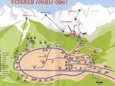 Бакуриани map (2)