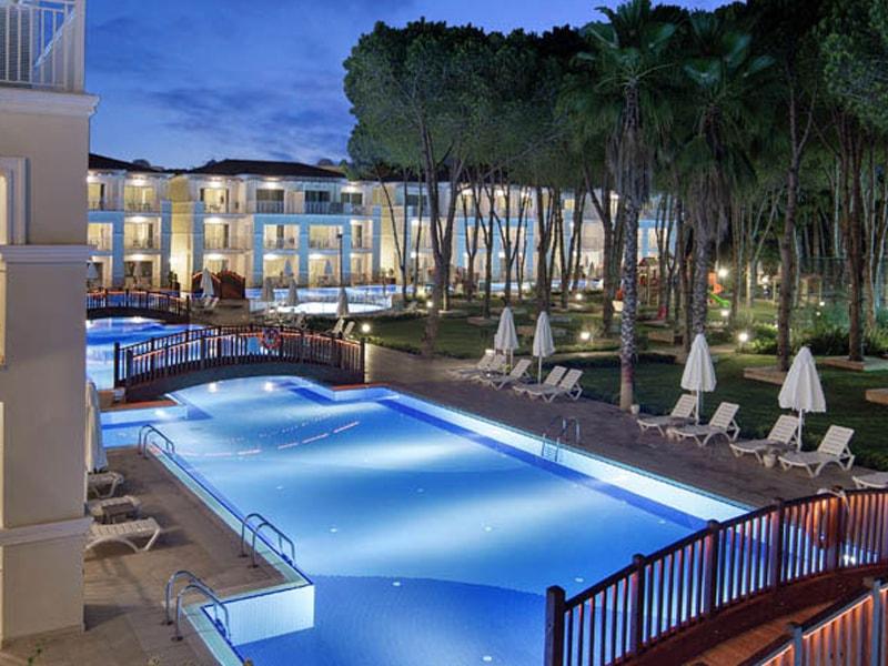 Bellis Deluxe Hotel ТурцияБелек_14