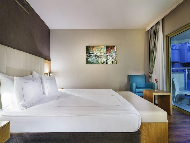 Bellis Deluxe Hotel ТурцияБелек_29