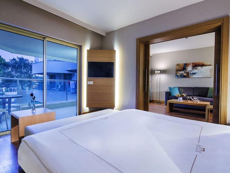 Bellis Deluxe Hotel ТурцияБелек_31