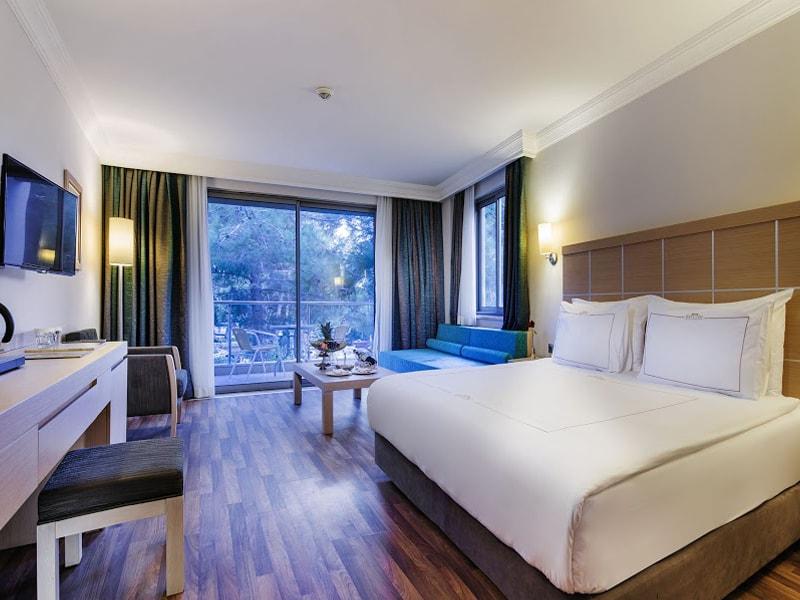 Bellis Deluxe Hotel ТурцияБелек_36
