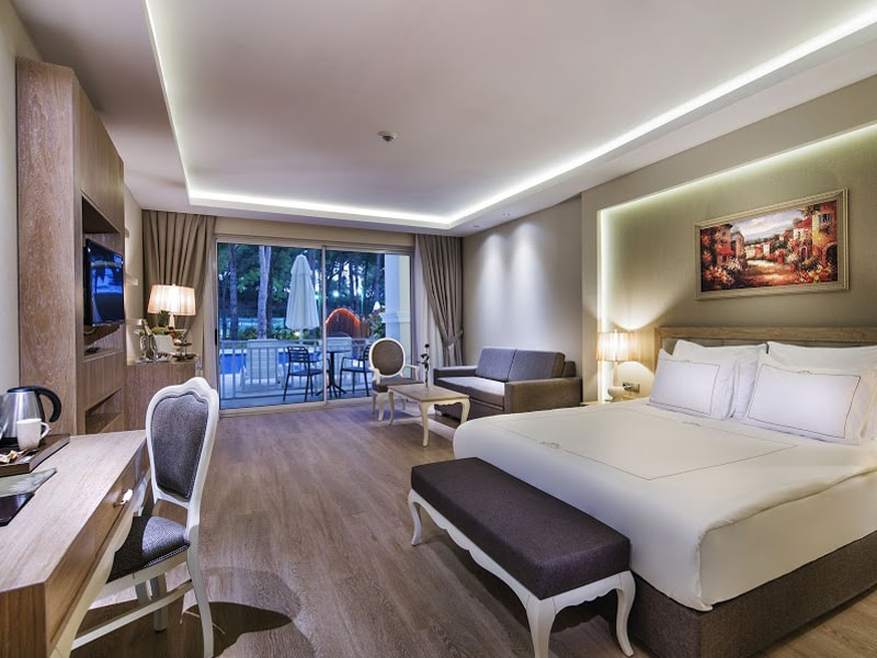 Bellis Deluxe Hotel ТурцияБелек_41