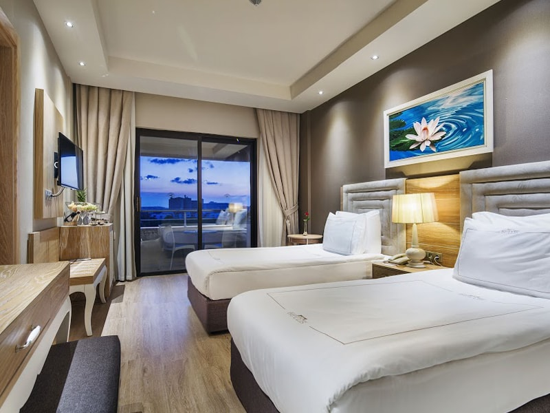 Bellis Deluxe Hotel ТурцияБелек_42
