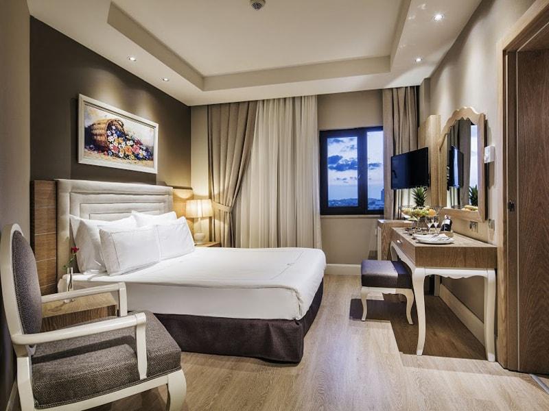 Bellis Deluxe Hotel ТурцияБелек_43