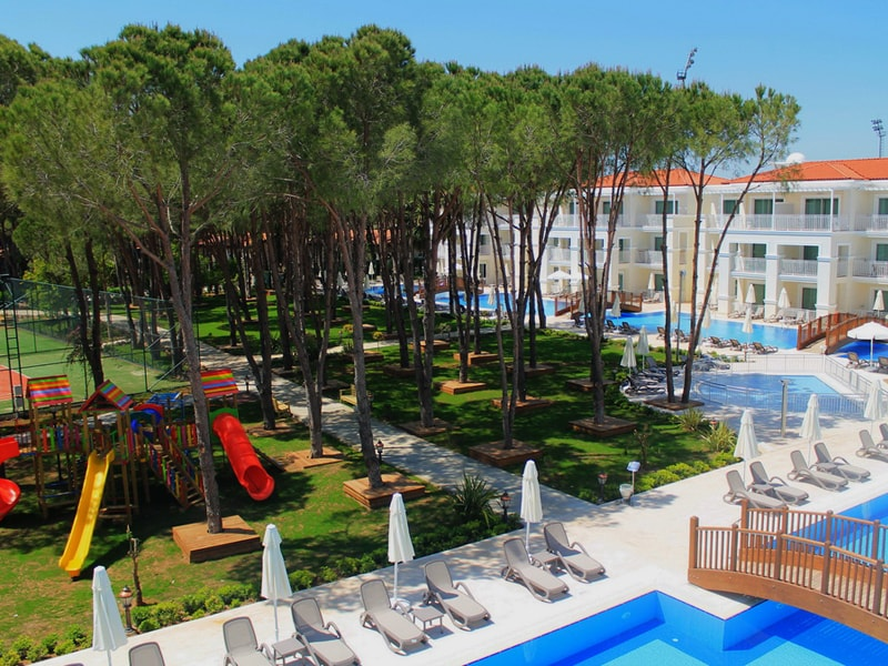 Bellis Deluxe Hotel ТурцияБелек_10