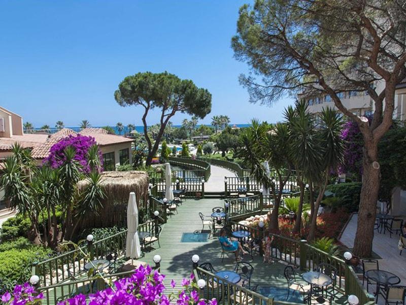Bellis Deluxe Hotel ТурцияБелек_11