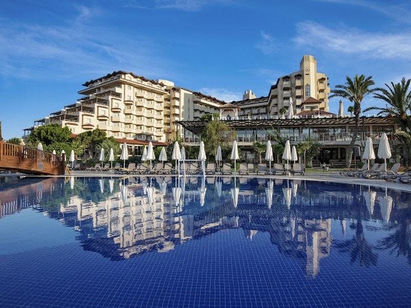 Bellis Deluxe Hotel ТурцияБелек_4