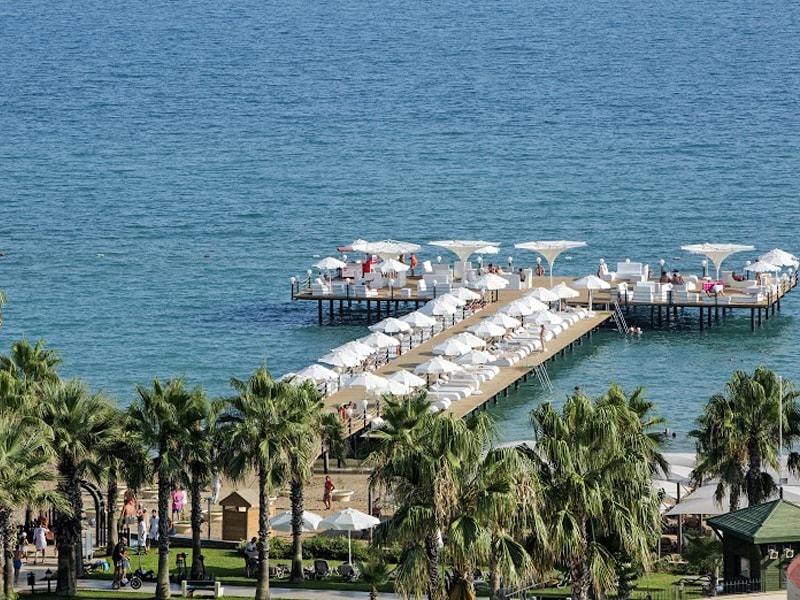 Bellis Deluxe Hotel ТурцияБелек_17