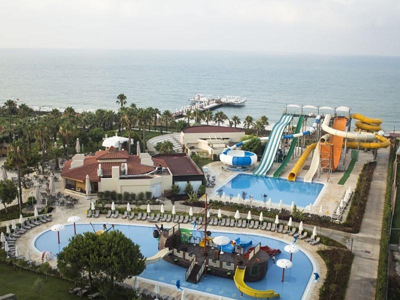 Bellis Deluxe Hotel ТурцияБелек_6