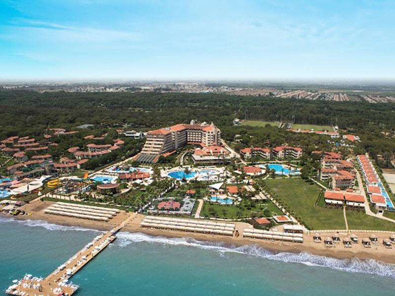 Bellis Deluxe Hotel ТурцияБелек