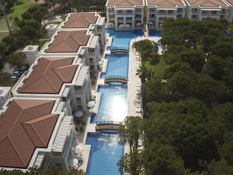 Bellis Deluxe Hotel ТурцияБелек_2
