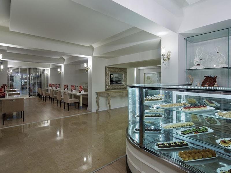 Bellis Deluxe Hotel ТурцияБелек_55
