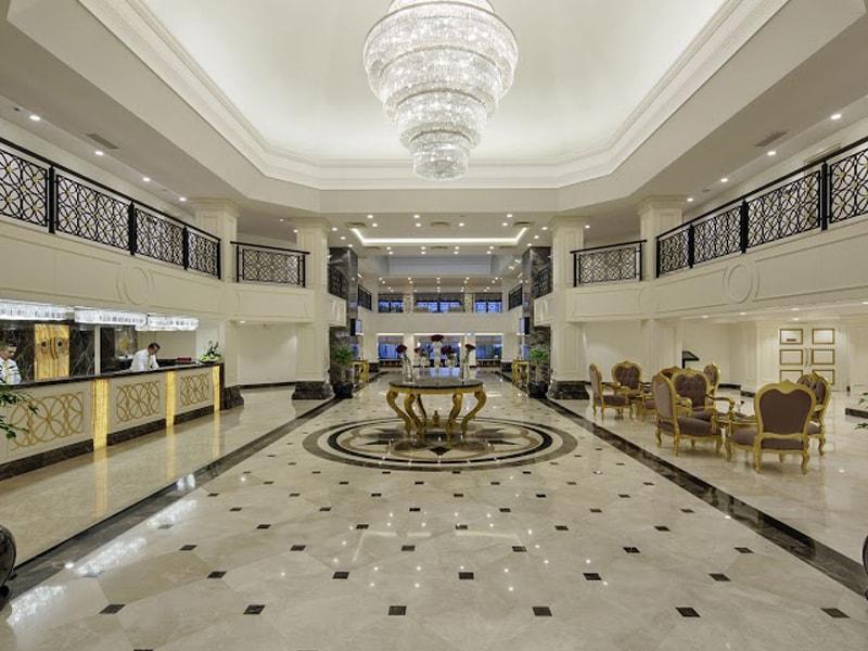 Bellis Deluxe Hotel ТурцияБелек_57