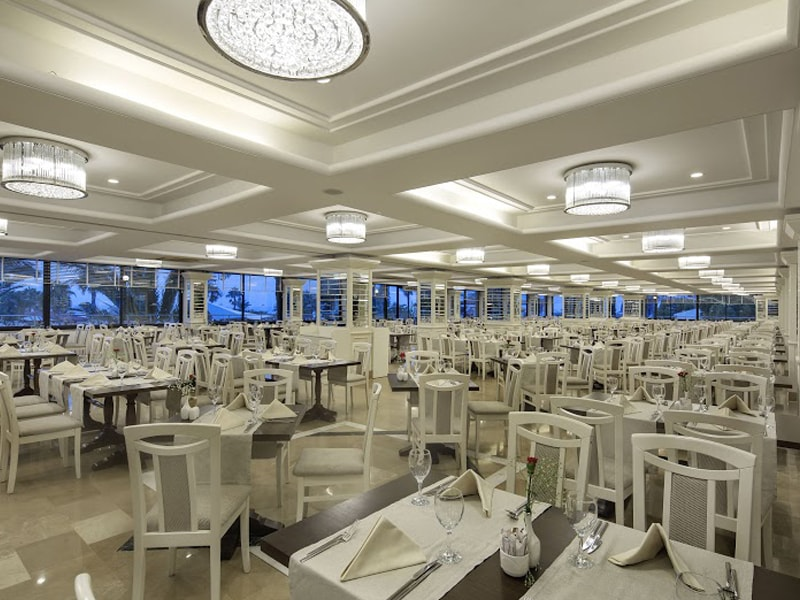 Bellis Deluxe Hotel ТурцияБелек_61