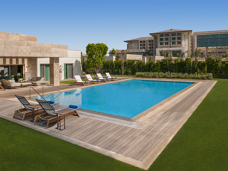 Carya Golf Villa-Pool