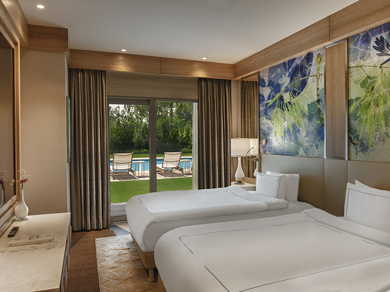 Carya Golf Villa-Rooms