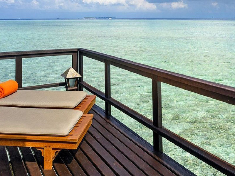 Club Water Bungalow3