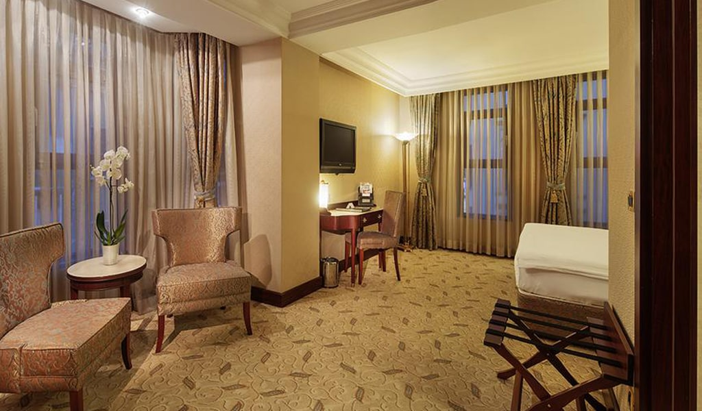 Crowne Plaza (Old City) (6)