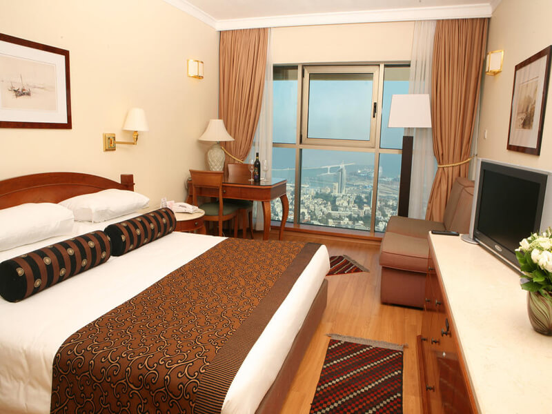 Deluxe Double Room with Bay View - Smoking1