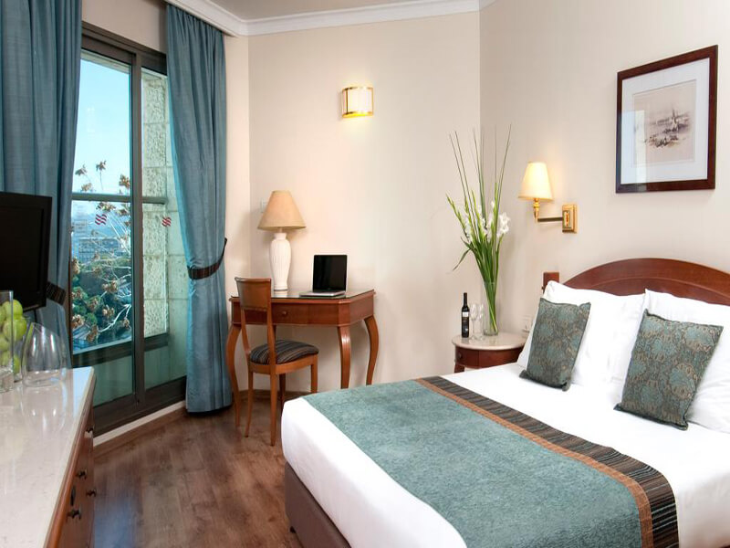 Deluxe Double Room with Bay View - Smoking2