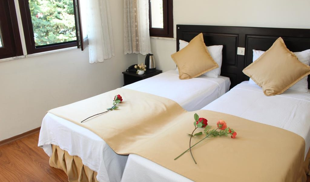 Deluxe Double or Twin Room with Garden View 4-min